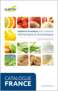 Catalogue alimentaire France